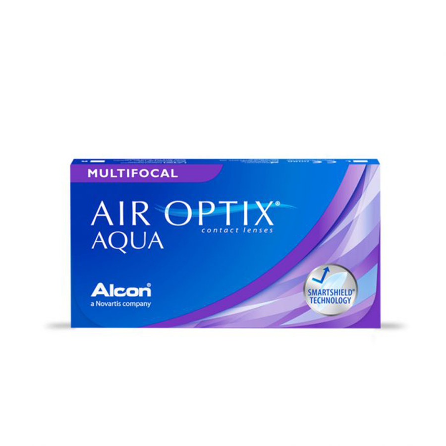 Lentes de Contacto Air Optix Multifocal