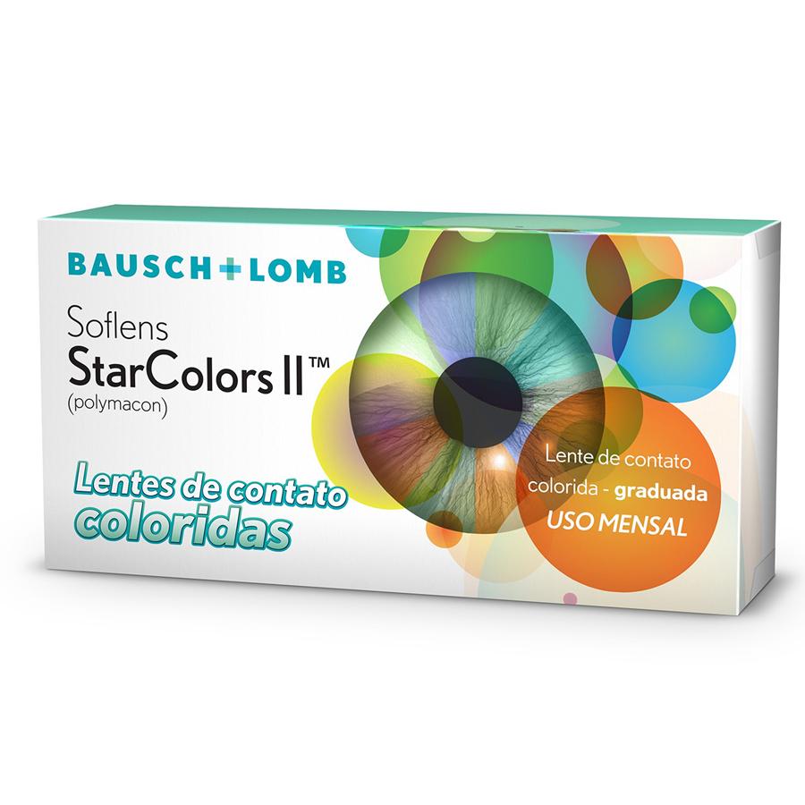 Lentes de Contacto SofLens StarColors II