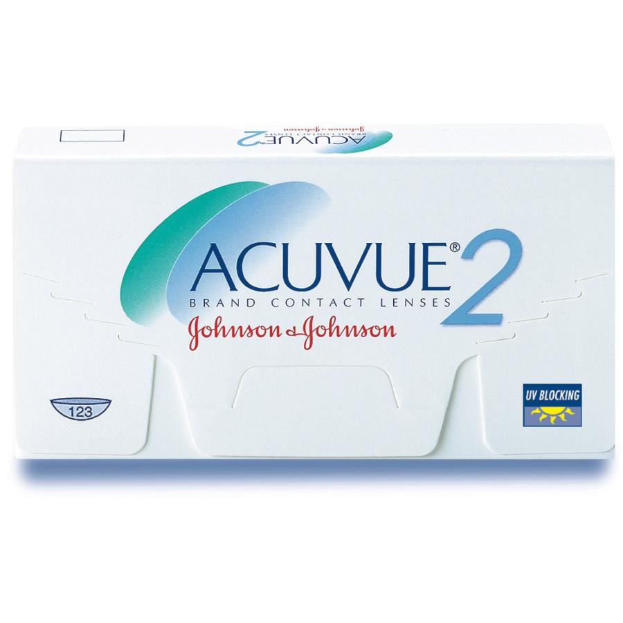 Lentes de Contacto Acuvue® 2